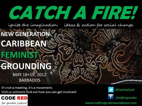 Catch A Fire! Ignite the Imagination. Ideas & Action for Social Change